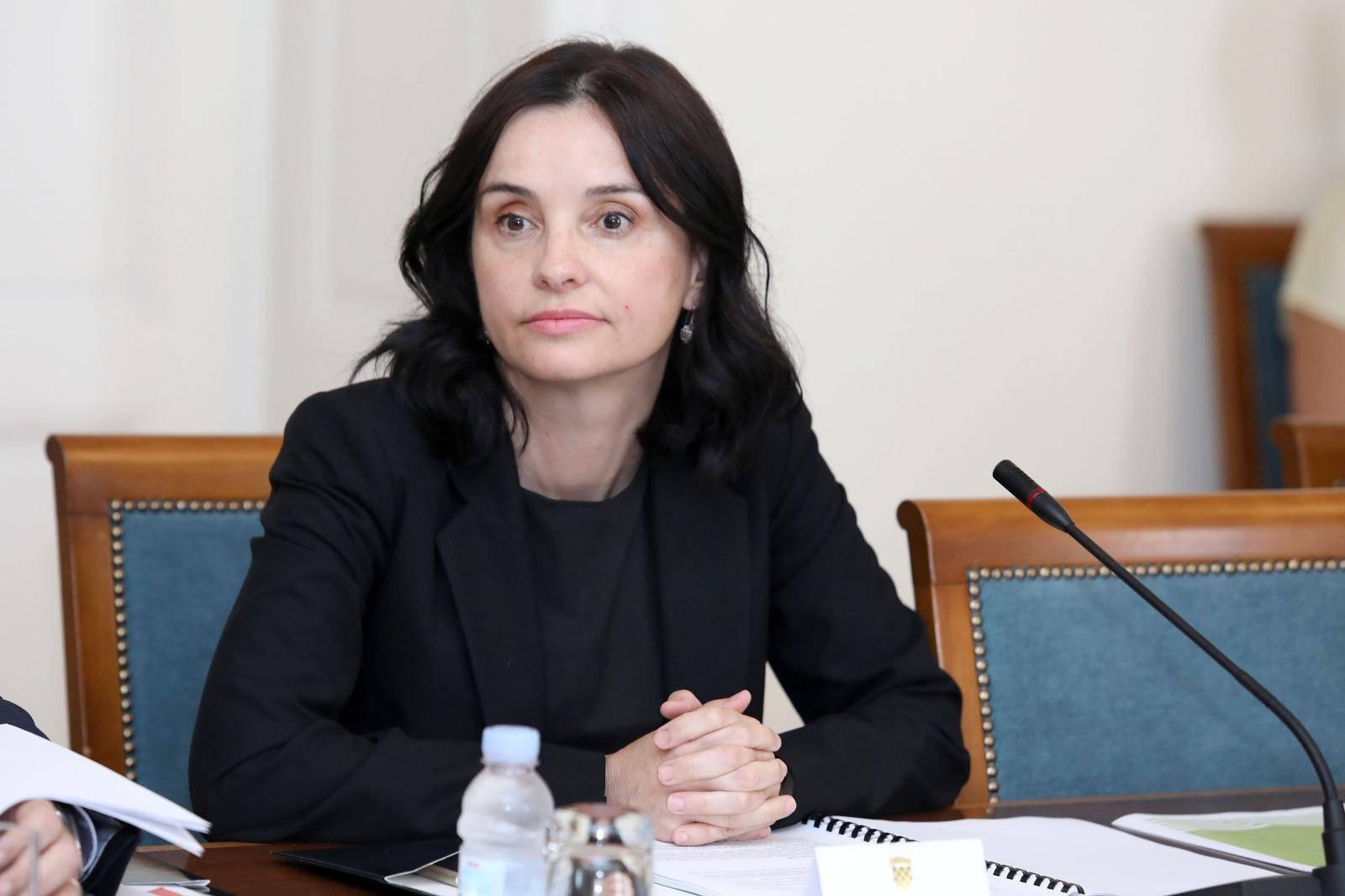 Saborski Odbor za poljoprivredu raspravlja o povjerenju ministrici poljoprivrede Mariji Vučković