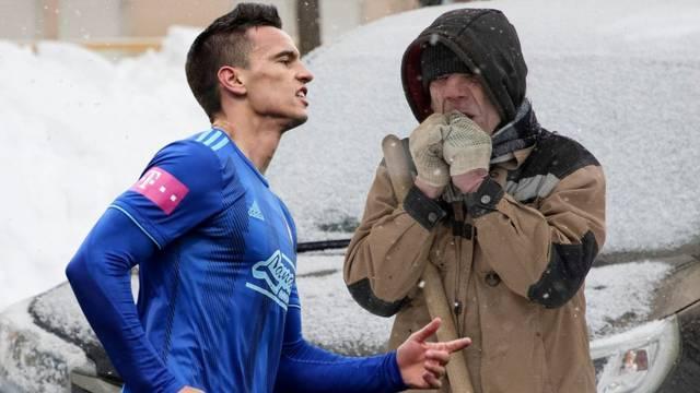 Kaos u Krasnodaru: Minus 10, letovi su bili otkazani, a Moro uvjeren: Dinamo će im zabiti!
