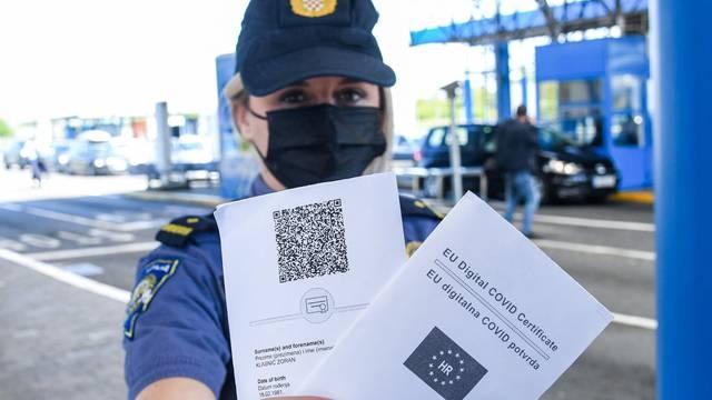 Na GP Bregana demonstriran prelazak gradnice s EU digitalnom COVID potvrdom