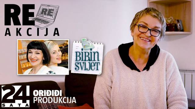 Slavica se prisjetila snimanja serije Bibin svijet: Kao Đurđa sam sama smišljala fore na setu