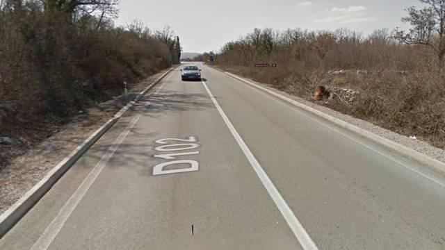 Teška nesreća na Krku: Sudar dva automobila, poginula žena