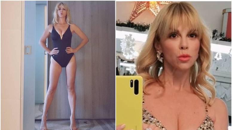 Elegović o golišavim fotkama na društvenim mrežama: 'Malo se pravim važna, moram priznati'