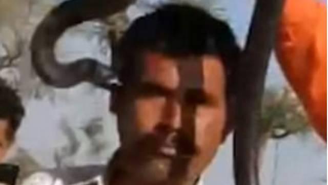 'Poljubac smrti': Prekasno je shvatio da ga je kobra ugrizla...