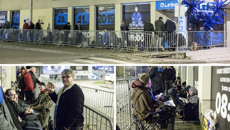 I u Zagrebu čekali cijelu noć zbog popusta za 'Crni petak'