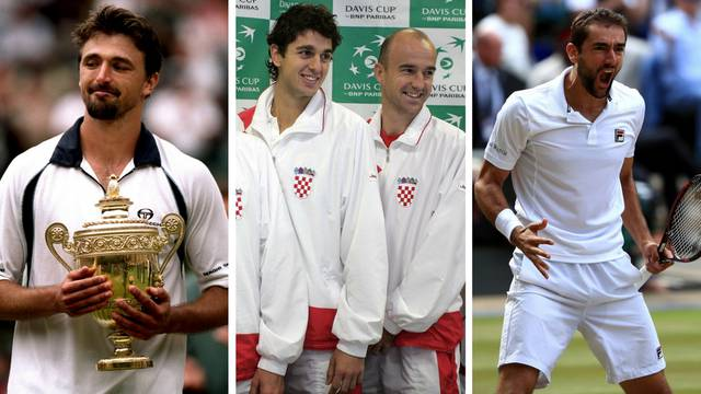 Oni su nas činili ponosnima i oduševljavali na Wimbledonu