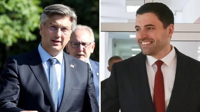 Plenković odbio i samoizolaciju, Bernardić se naveliko sprema...