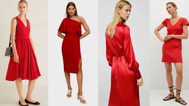 Mala crvena haljina: 10 kreacija za ultimativne kraljice večeri