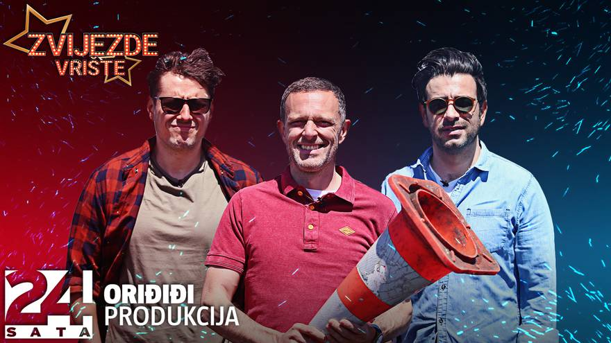 Janko Popović Volarić briljirao u driftanju oko Jure: 'Sjedi, pet! Ne kvari, dođi da te poljubim'