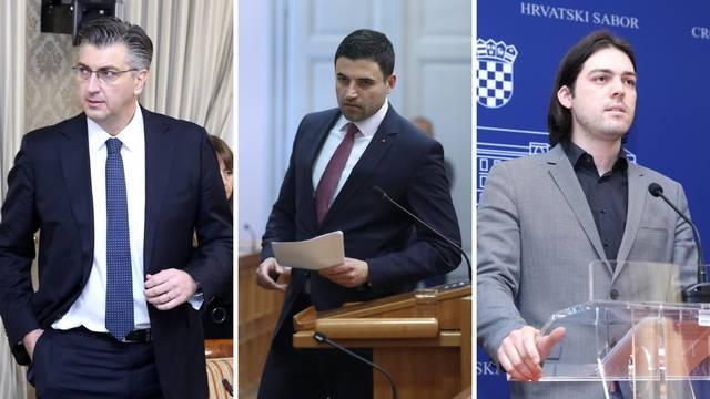 HDZ-u 27 posto, SDP-u 18, a Živom zidu 7,8 posto glasova