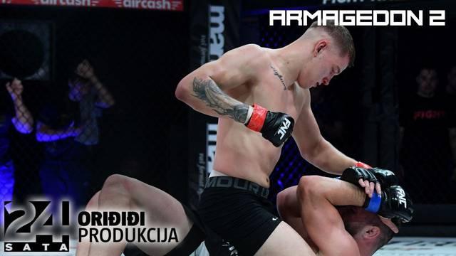 Večer fantastičnih borbi! Titula najbolje ide Brkanu i Todoroviću