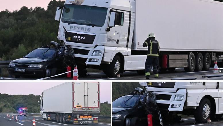 VIDEO Detalji strave kod Brinja: Dijete (11) poginulo  na mjestu, uhitili vozača kamiona iz BiH