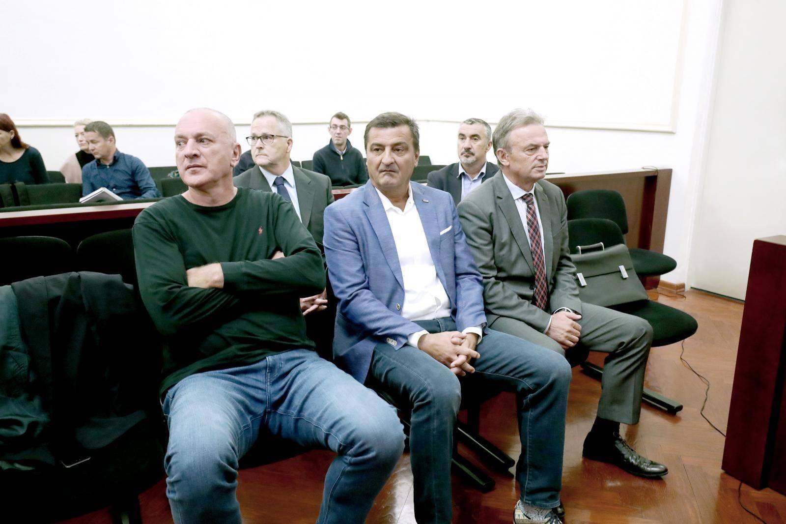 Zagreb: Kalmeta oslobođen, troje suradnika dobilo zatvor za aferu HAC Remorker