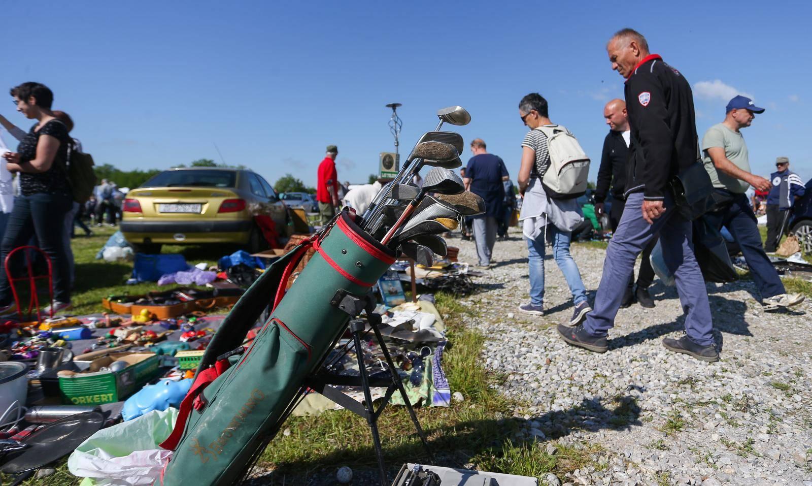 Nakon 6 mjeseci ponovno otvoren popularni zagrebacki buvljak Hrelić