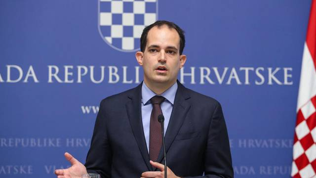 Zagreb: Ministri Marić i Malenica održali konferenciju za medije o ovršnim postupcima