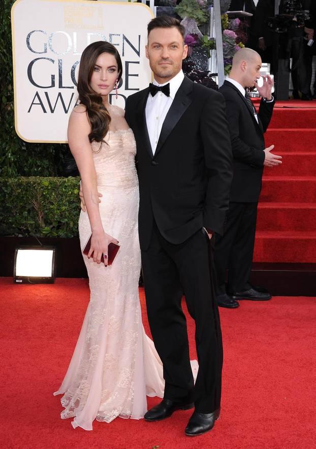Megan Fox and Brian Austin Green Separate