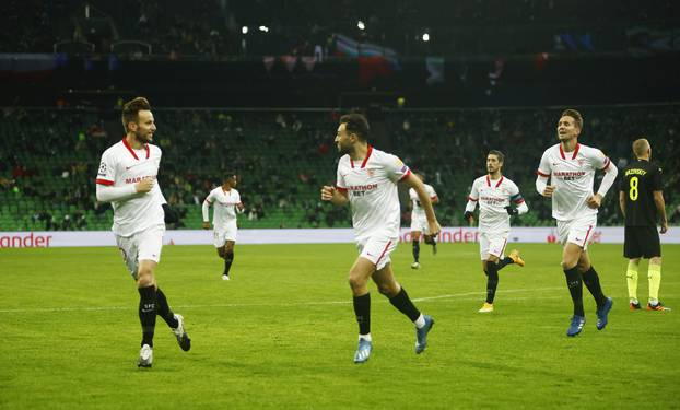 Champions League - Group E - FC Krasnodar v Sevilla
