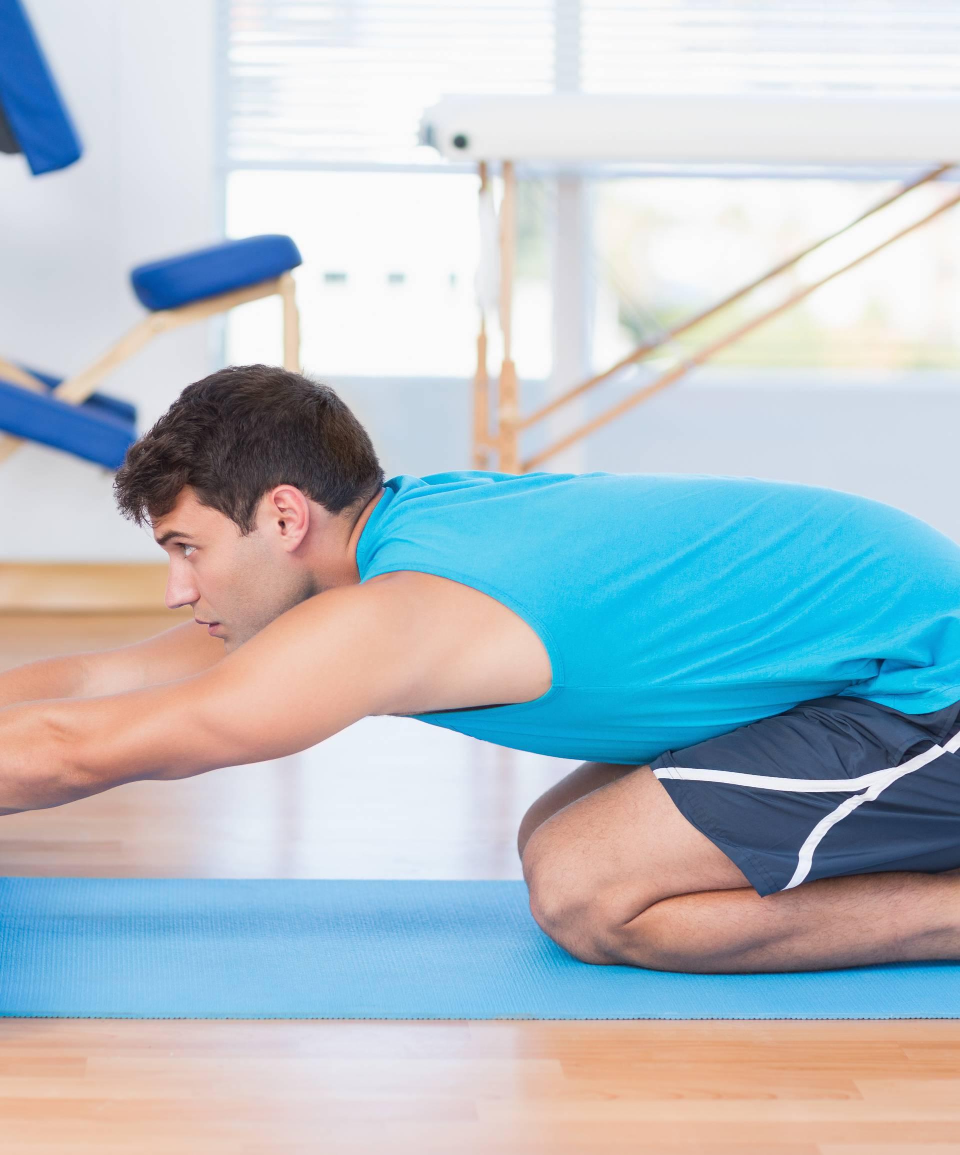Roler i istezanje - formula za najkraći oporavak vaših mišića