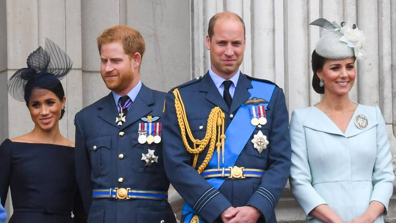 Princ Harry usporedio Meghan s Dianom: 'William će mu ovo oprostiti jedino ako je ostavi...'