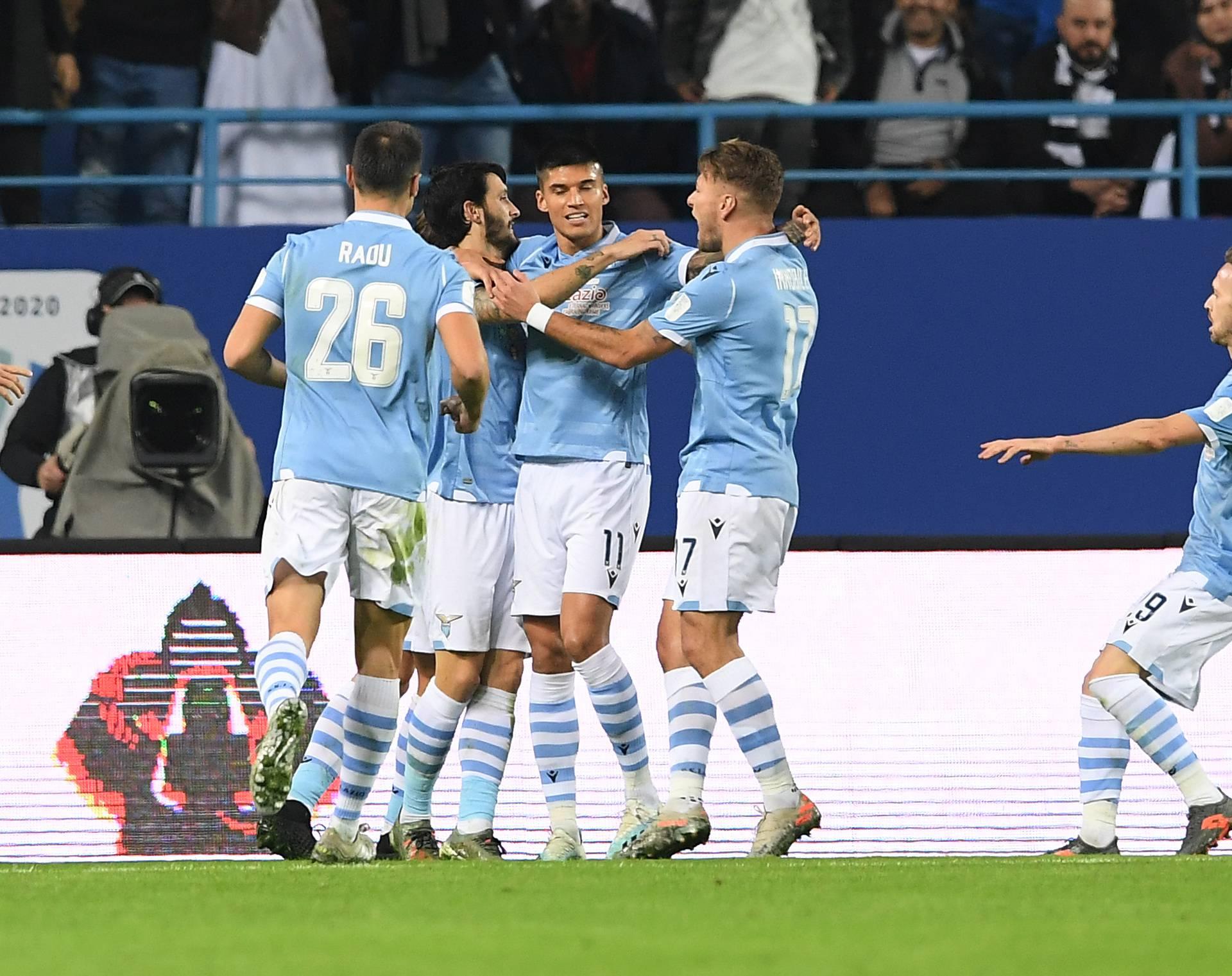 Italian Super Cup - Juventus v Lazio