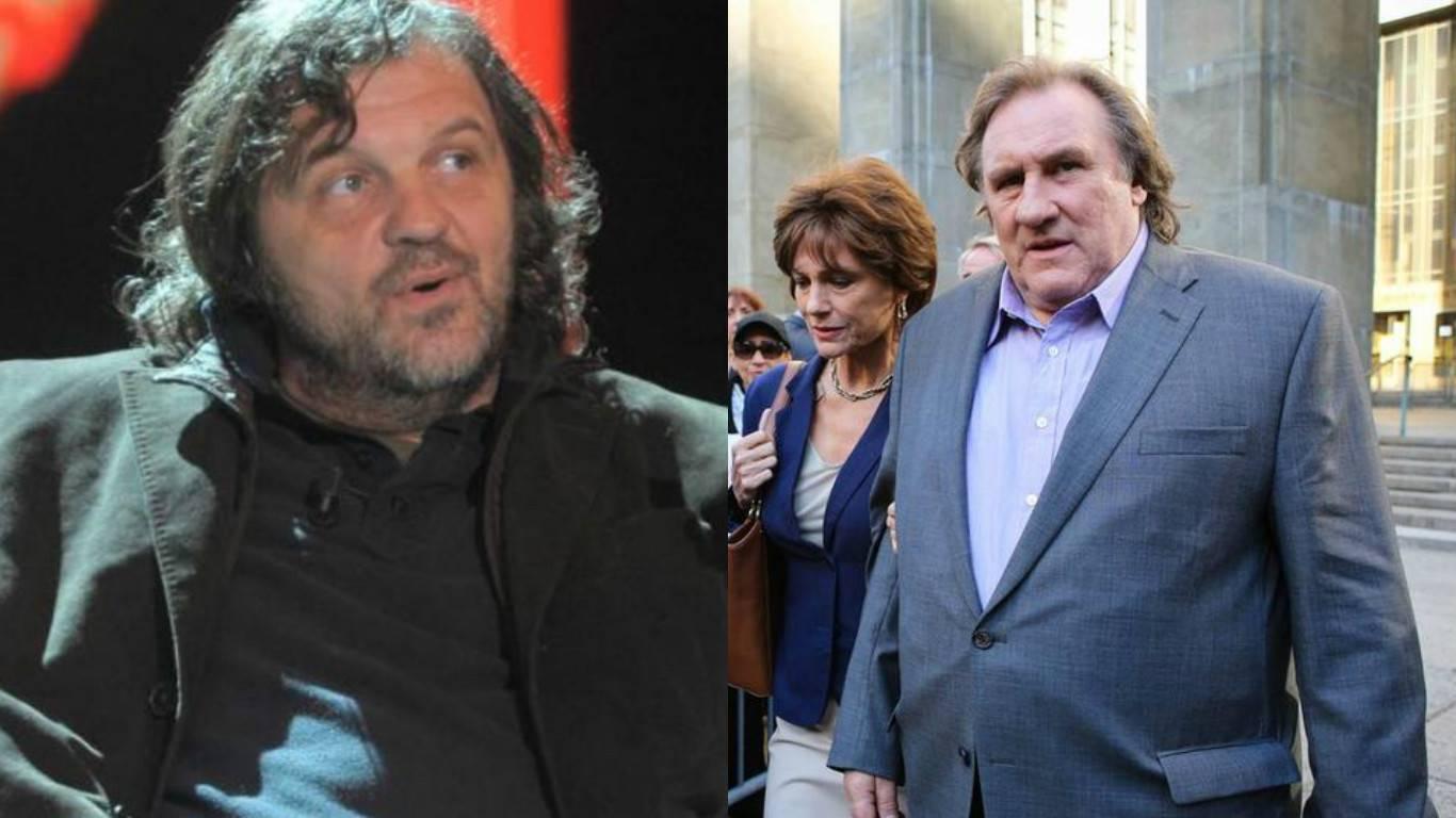 Gerard Depardieu o Kusturici: On je običan prevarant i lažov