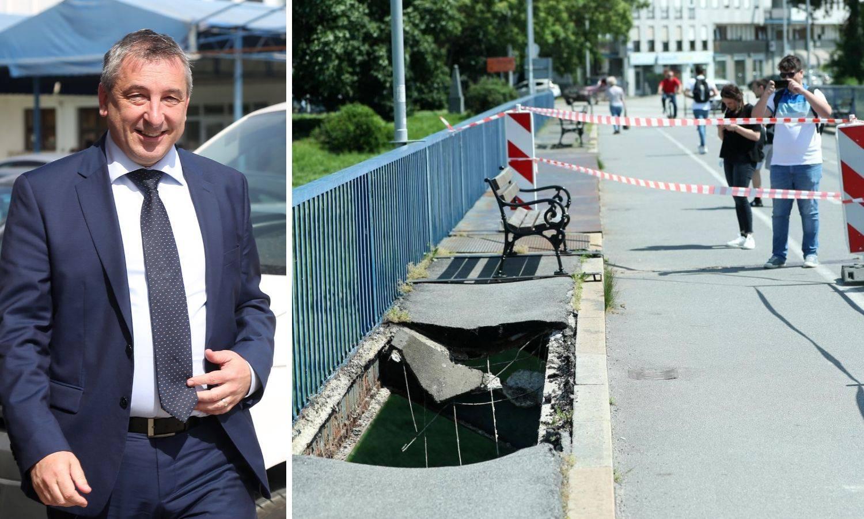 Štromar prijeti: Zatvorit ćemo mostove koji su opasni za ljude