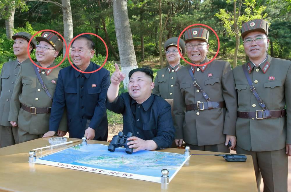 Kimove 'raketne zvijezde': Oni su šefovi nuklearnog programa