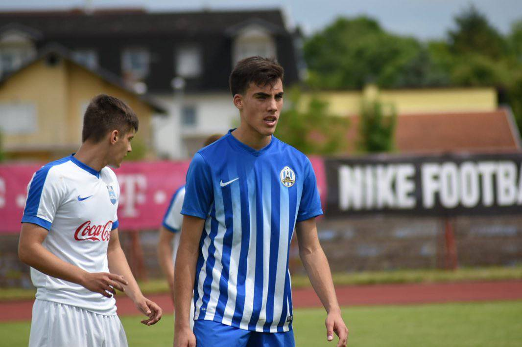 Kakav otac, takav sin: Roko Šimić (16) zabio za 'lokose'
