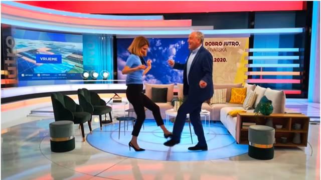 Pinčić se ispričava Fodoru: Dok su plesali udarila ga je štiklom