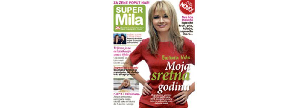U srijedu najbrže čitatelje očekuje SuperMila uz 24sata!