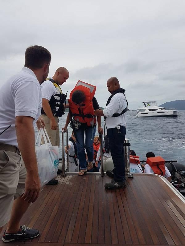 Hrvati riskirali svoje živote i spasili brodolomce kod Sejšela