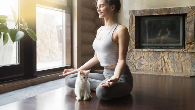 Vježbanjem joge gradimo jak odnos između uma, tijela i duše