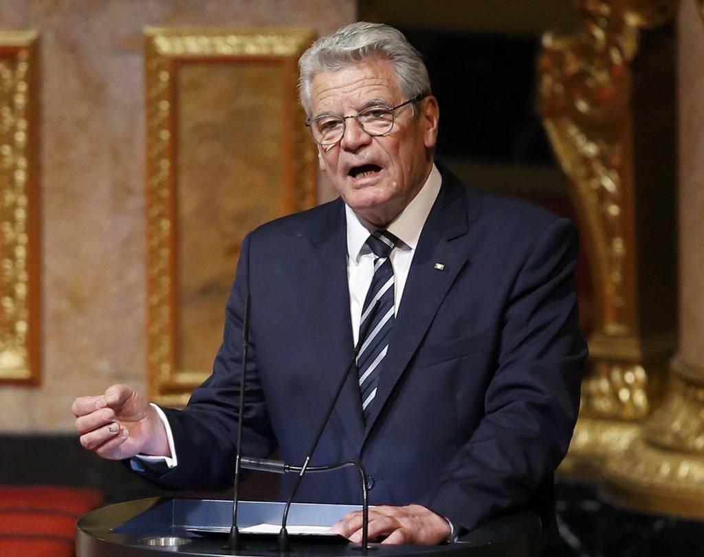 Gauck je priznao: 'I Njemačka je kriva za armenski genocid'