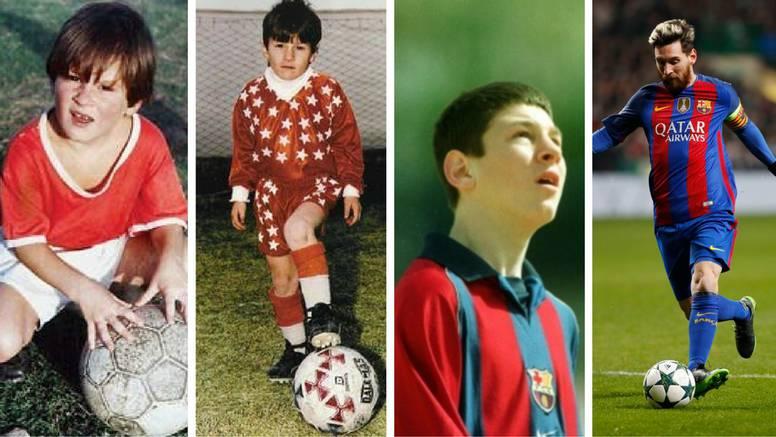 Evo kako je odrastao vjerojatno najveći nogometaš u povijesti