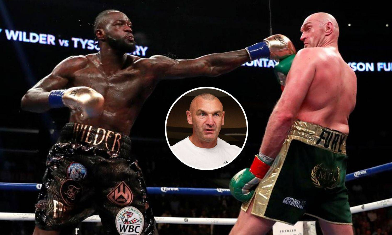 Željko Mavrović: Wilder je  divlji boksač, navijat ću za Furyja