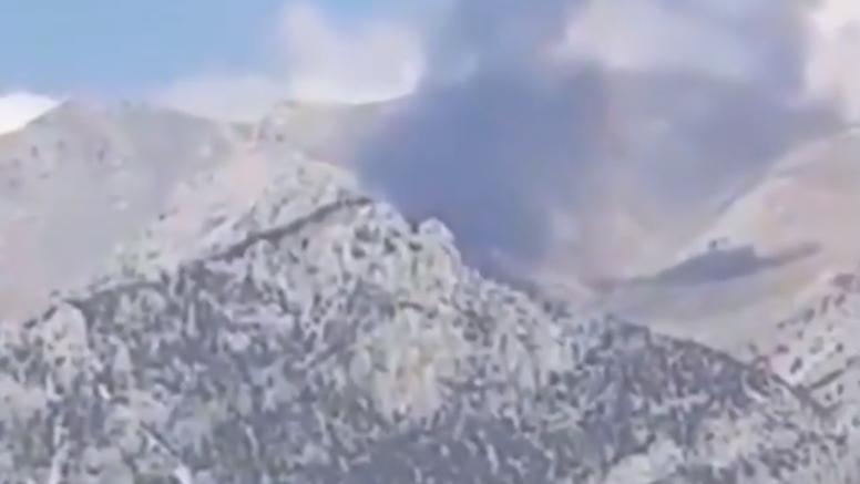 Ruski vatrogasni zrakoplov srušio se na jugu Turske: U njemu je bilo osmero ljudi