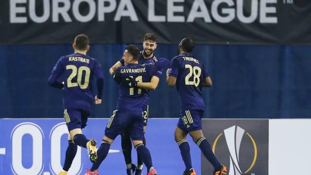 Europa League - Group K - GNK Dinamo Zagreb v CSKA Moscow