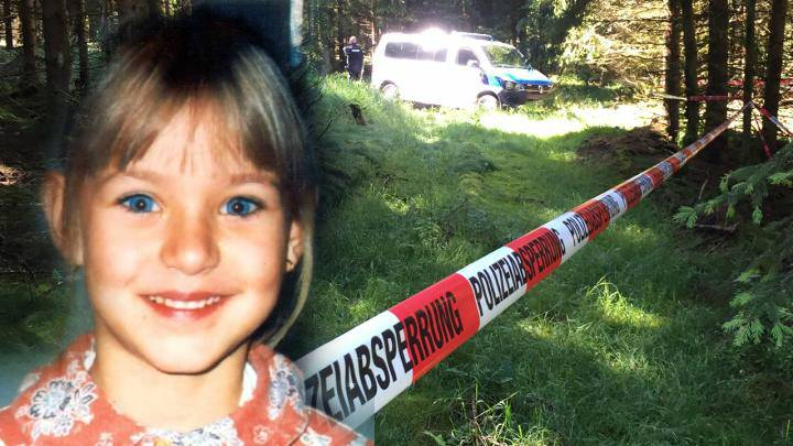 Našli kosti 'njemačke Maddie McCann' koja je nestala 2001.