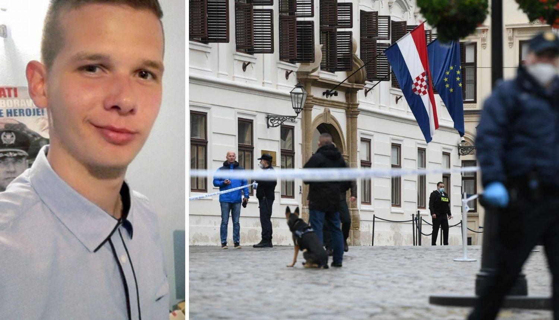 Drugom policajcu s Markova trga Bezukov metak prošao kroz hlače, na Vladu ispalio 20 hitaca