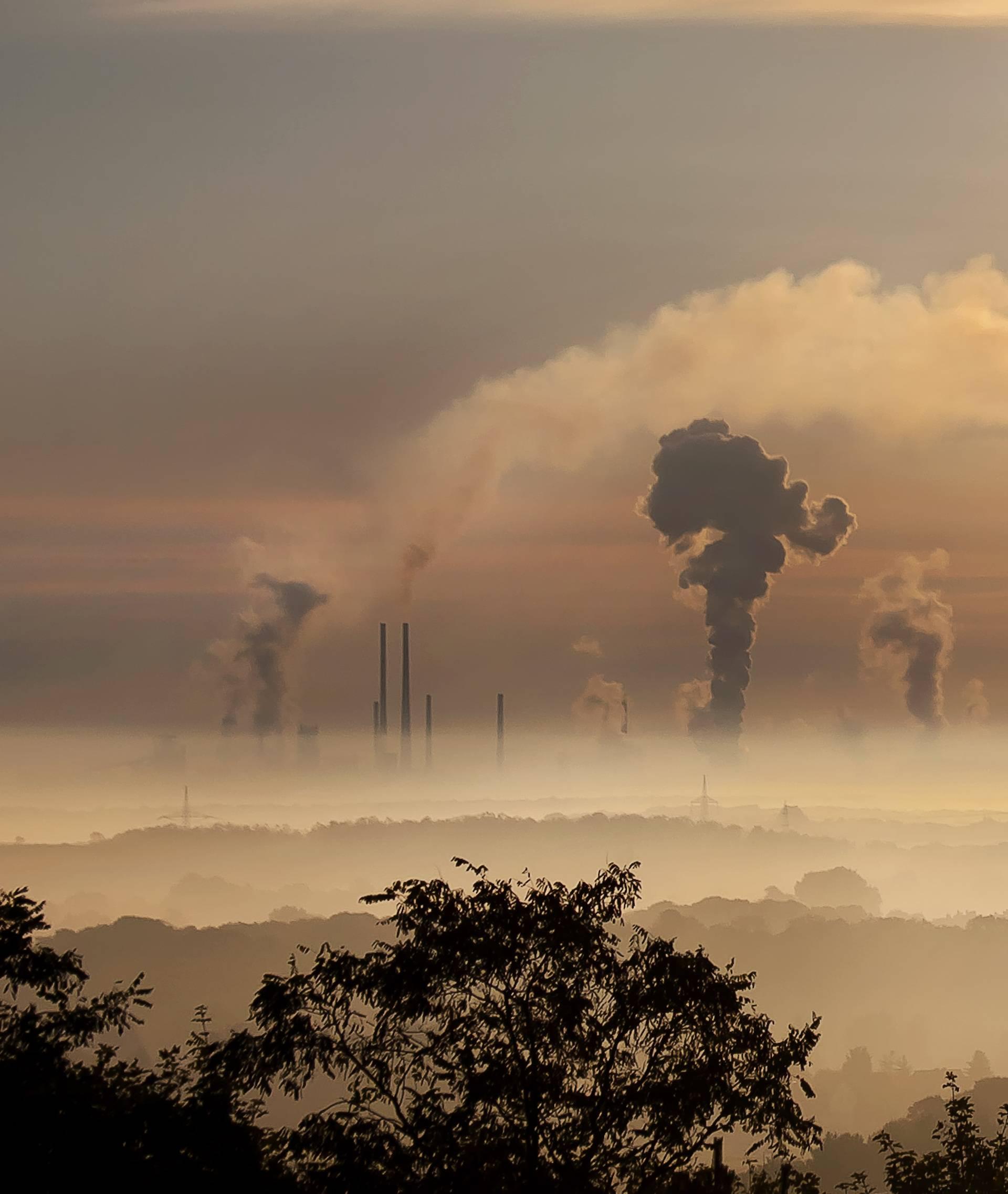 Norvežani žele uloviti CO2 i spremiti ga u velika skladišta