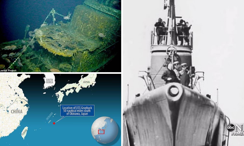 Pronašli misteriozno nestalu podmornicu iz 1944. godine