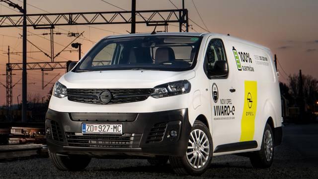 Opelov kombi od sada dostavlja jeftino, na električni pogon