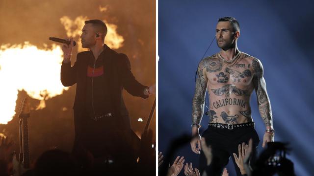 Maroon 5 zapalio publiku: Zbog Adama obožavateljice u transu