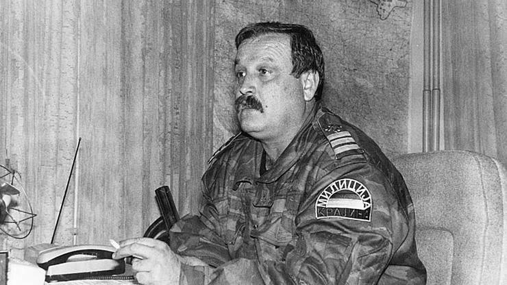 Za raketiranja: Čeleketić dobio 20, a Martić 7 godina zatvora