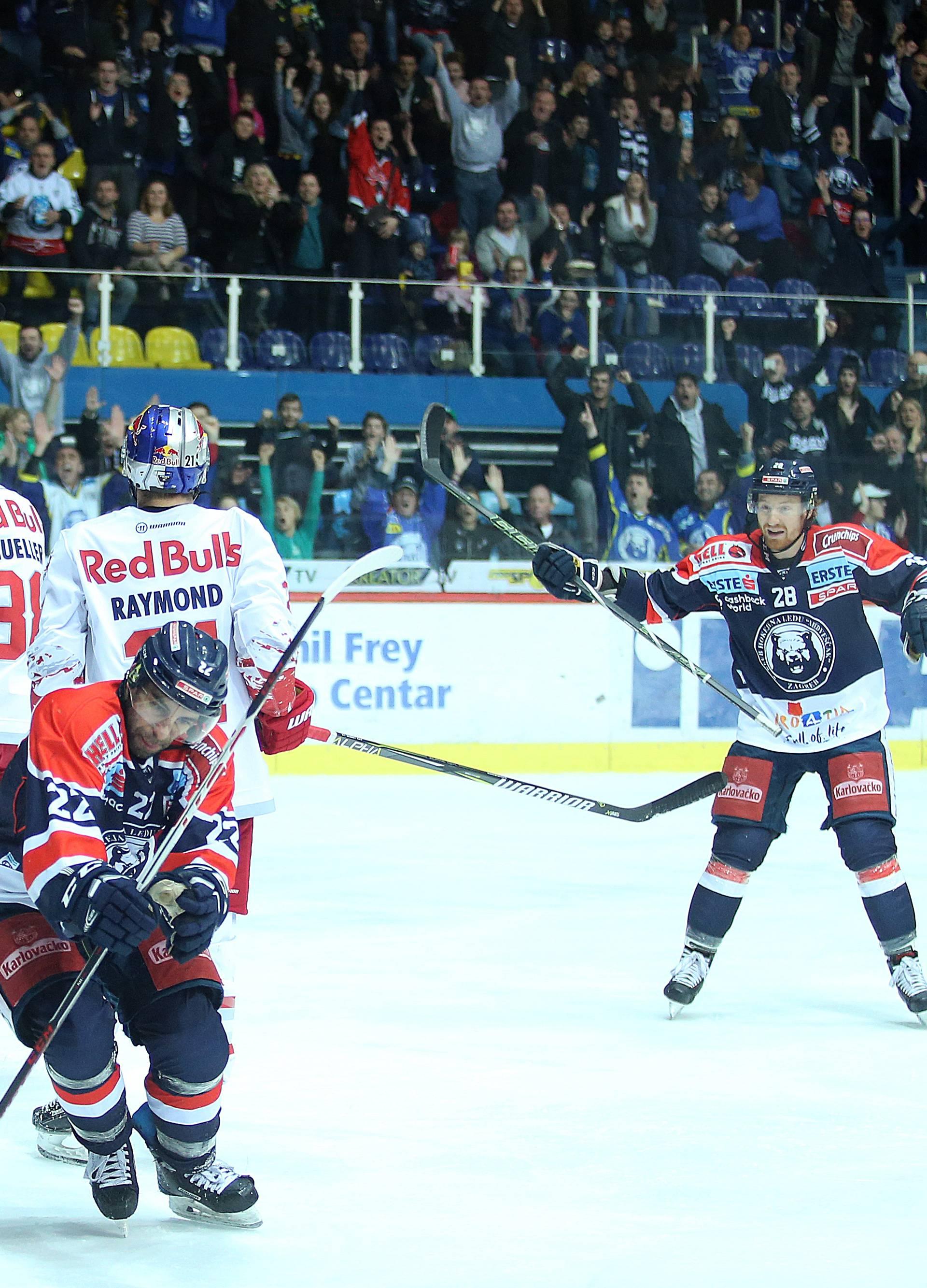 Triler u Ledenoj! Medvjedi ipak do slavlja u susretu s 9 golova