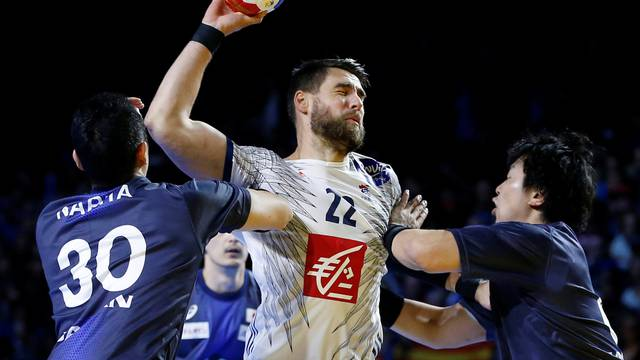 Men's Handball - Japan v France - 2017 Men's World Championship Main Round - Group A