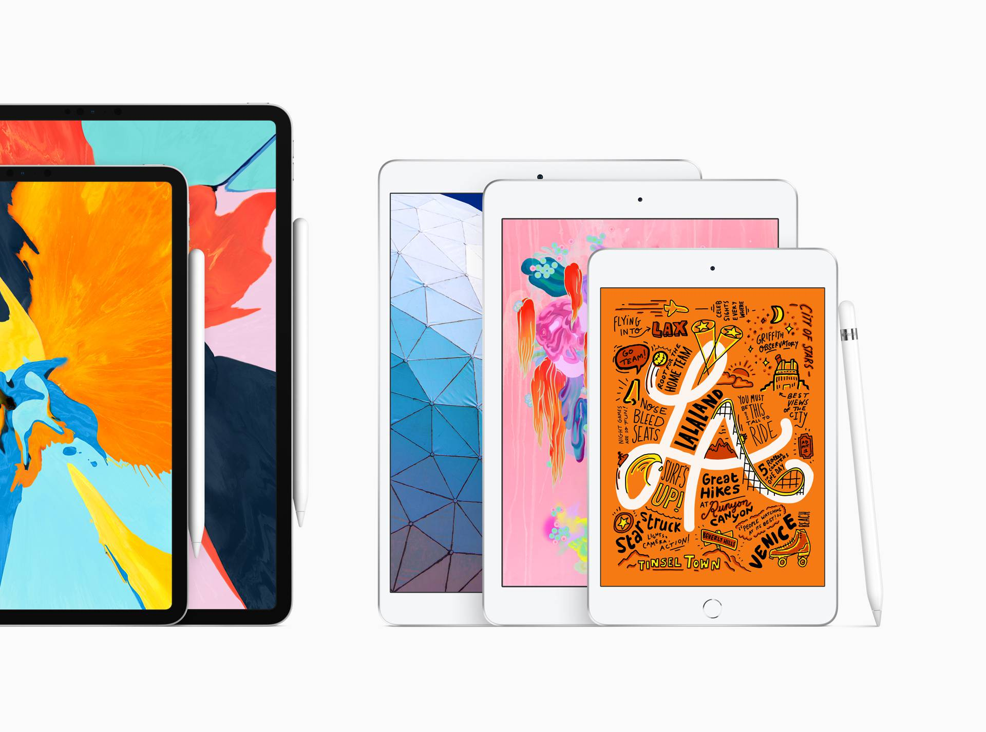 Bez ikakve pompe: Apple skoro u tajnosti otkrio dva tableta