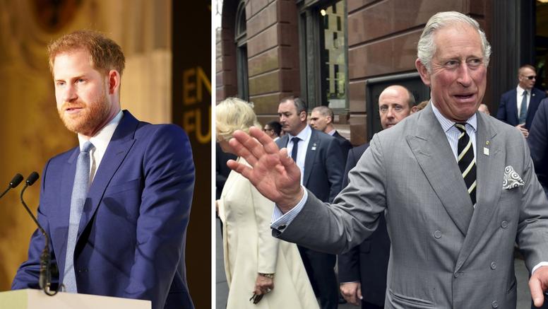 Ništa od susreta: Princ Charles i princ Harry neće se vidjeti na otkrivanju kipa u čast Diane...