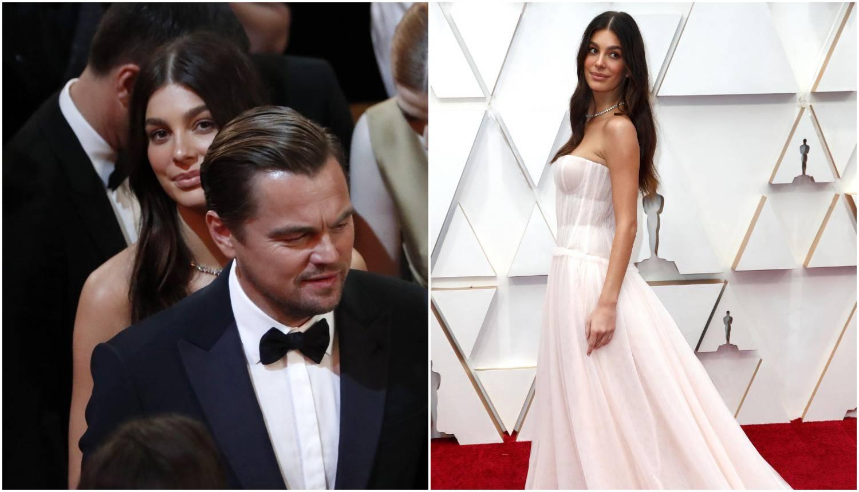 DiCaprio na Oscarima uživao s curom, izbjegavali su pozirati...