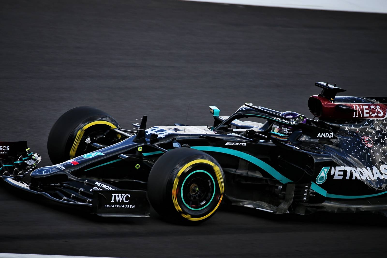 British Grand Prix - Qualifying - Silverstone