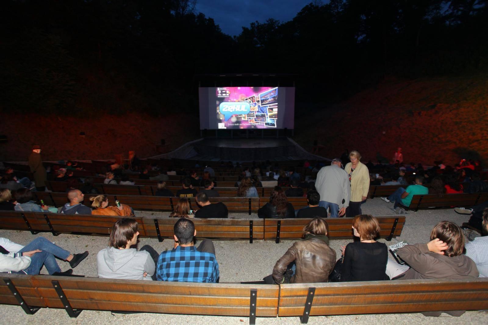 Ljetna pozornica Tuškanac nudi bogate večeri filma i koncerte